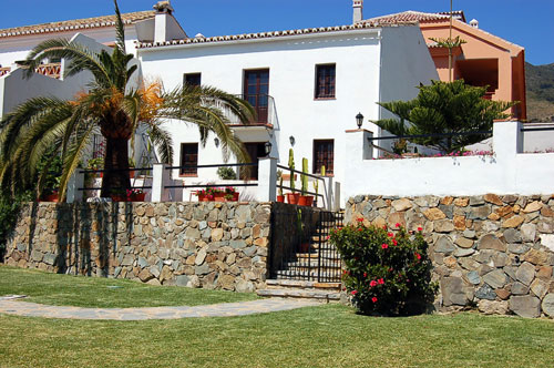 Casa De Campo Rural Málaga Benalmádena Lo Antonio Coronao La